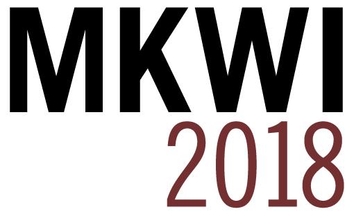 Logo der Multikonferenz Wirtschaftsinformatik (MKWI) 2018 in Lüneburg